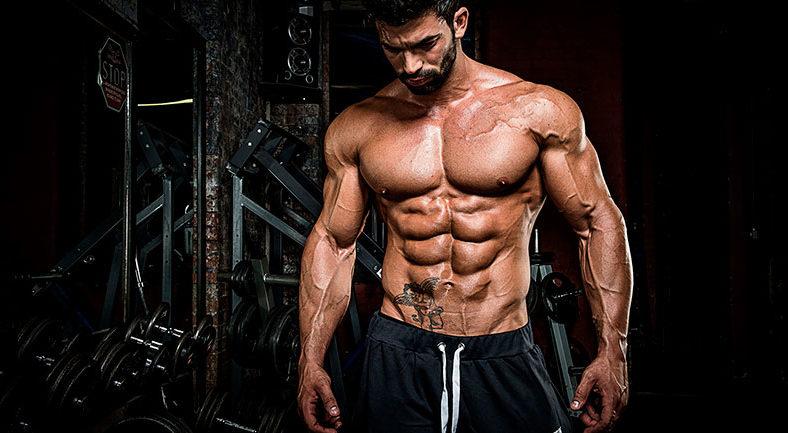 Быстрый набор мышечной массы
